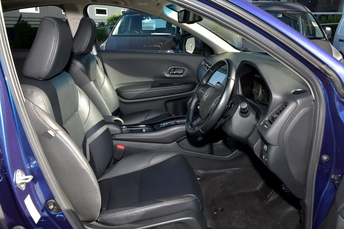 2018 Honda HR-V VTi-L Auto MY17 - image 3