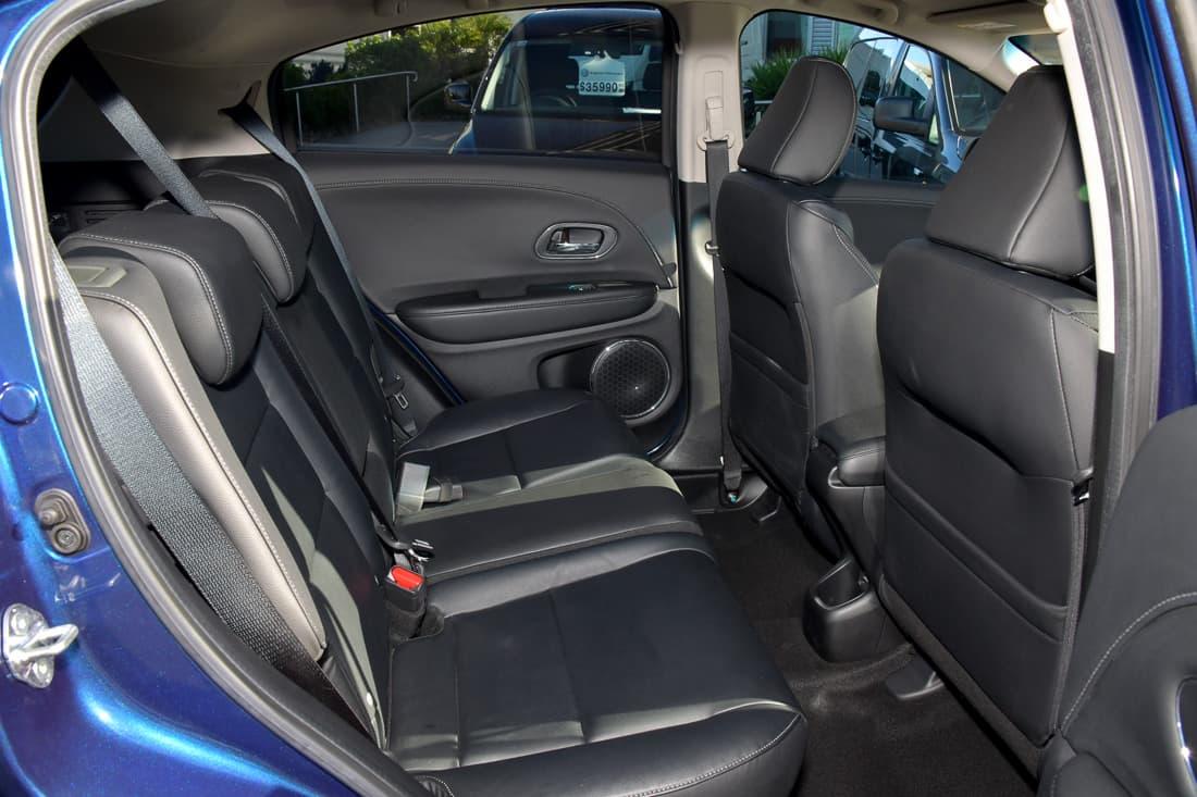 2018 Honda HR-V VTi-L Auto MY17 - image 4
