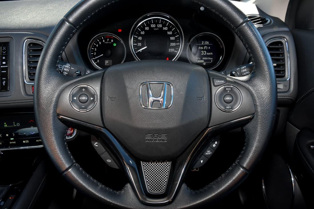 2018 Honda HR-V VTi-L Auto MY17 - image 7