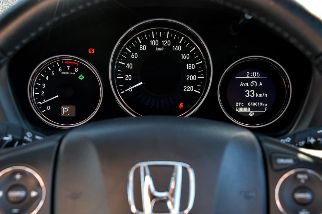 2018 Honda HR-V VTi-L Auto MY17 - image 8