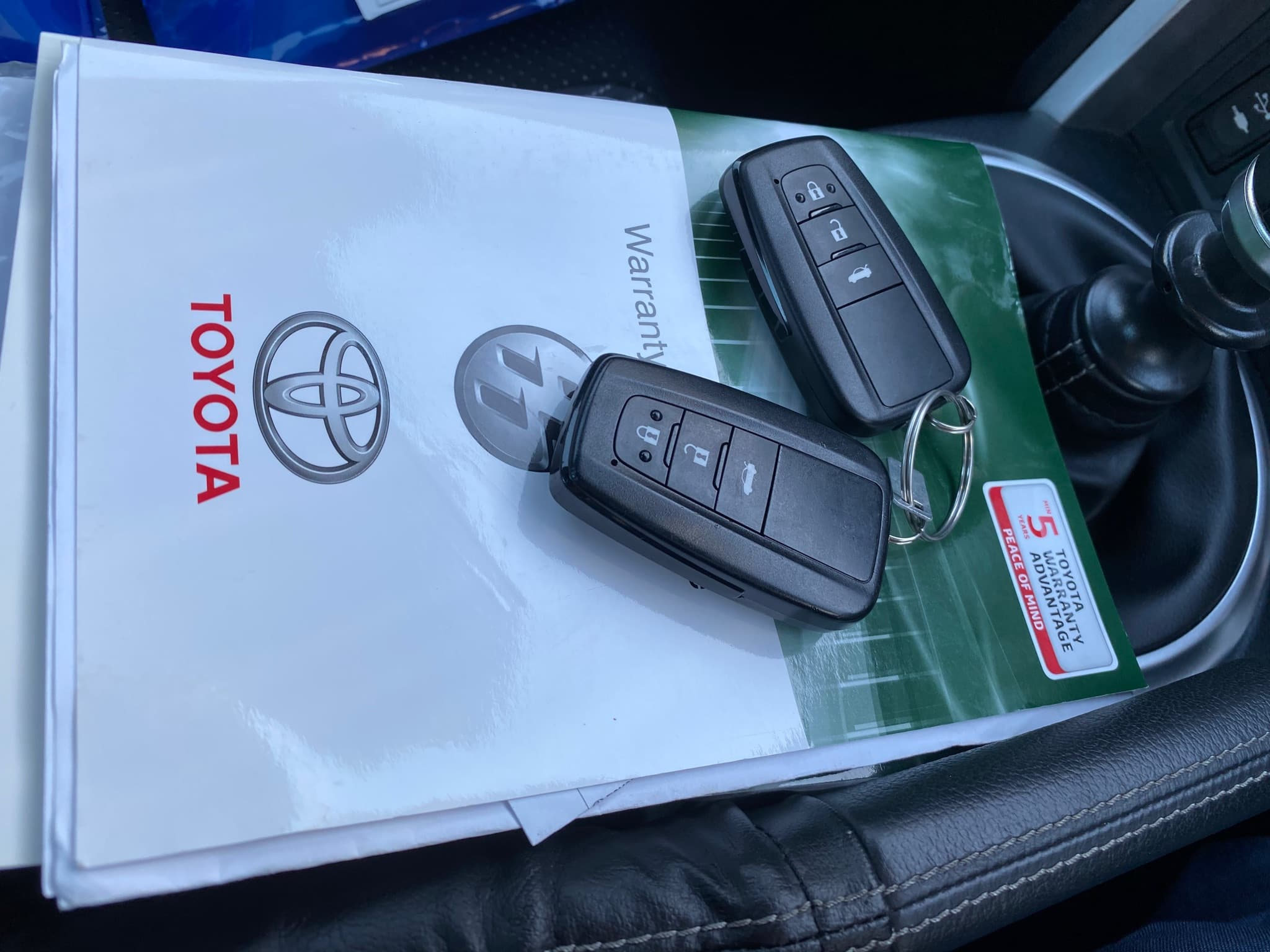 2019 Toyota 86 GTS Manual - image 14