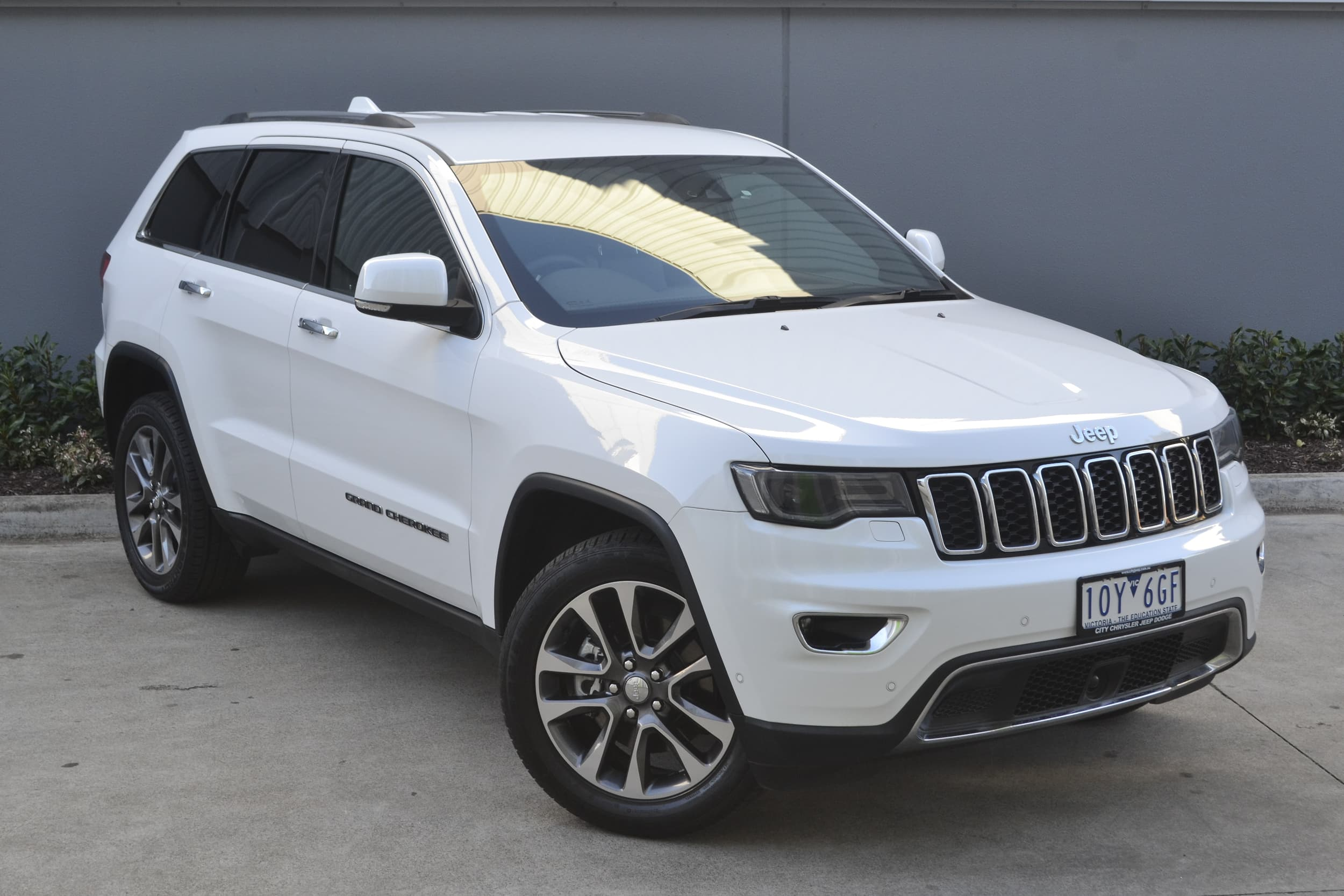 2019 Jeep Grand Cherokee Limited Auto 4x4 MY19 - image 7