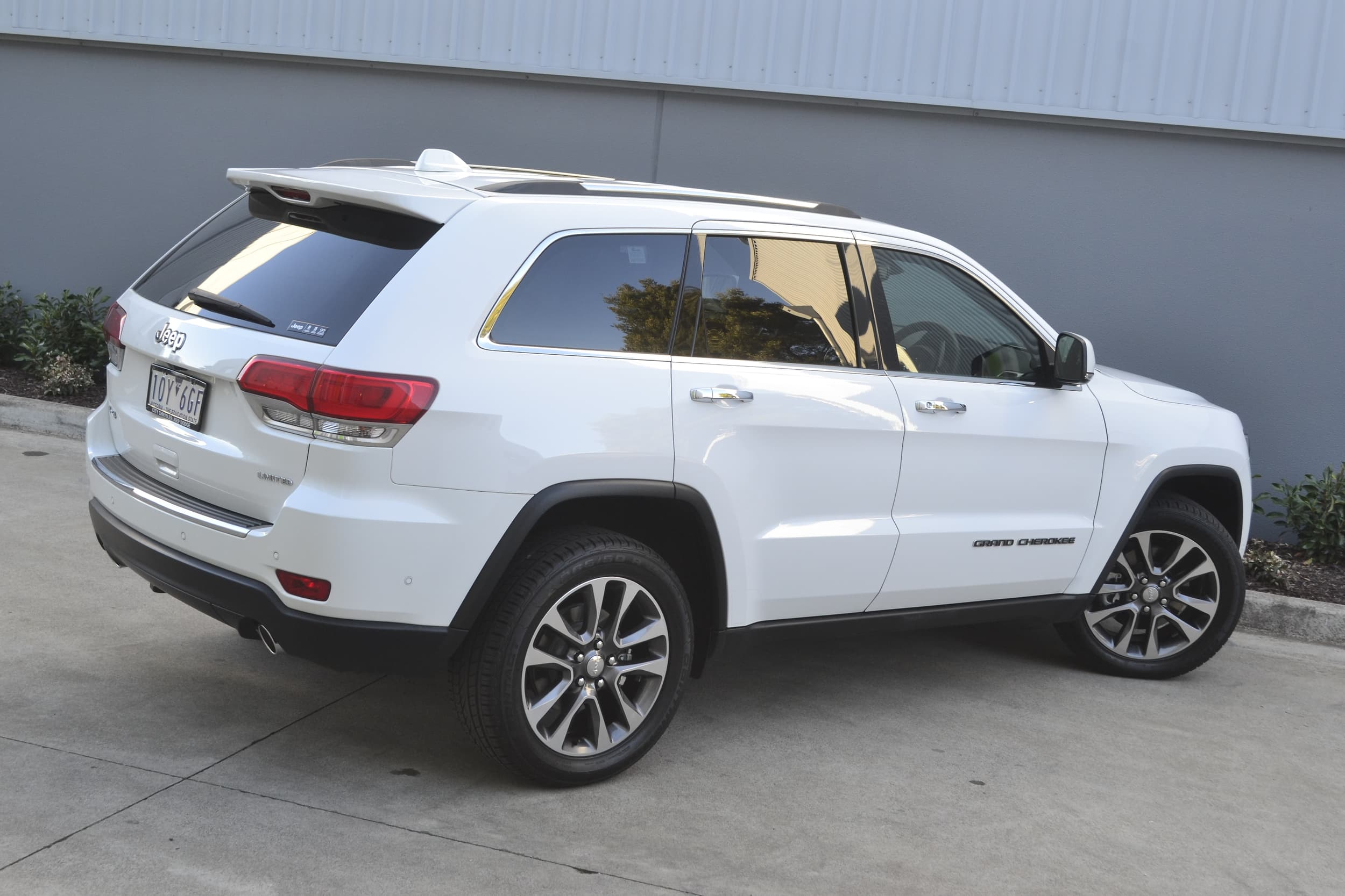 2019 Jeep Grand Cherokee Limited Auto 4x4 MY19 - image 25