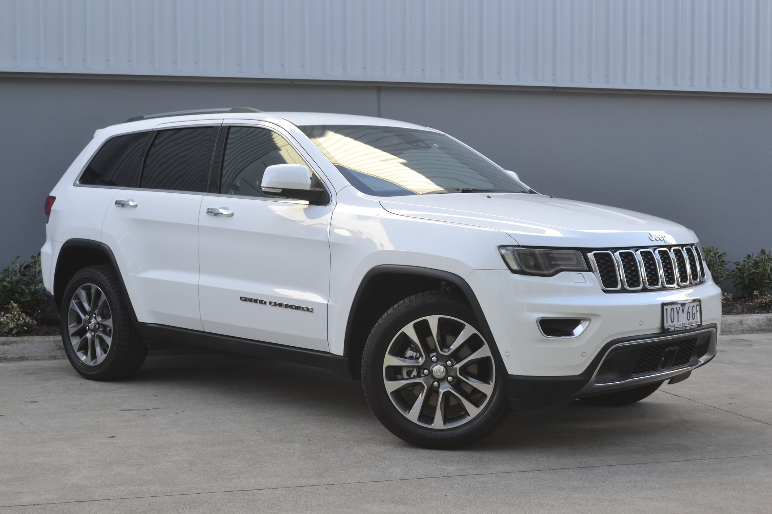 2019 Jeep Grand Cherokee Limited Auto 4x4 MY19 - image 14