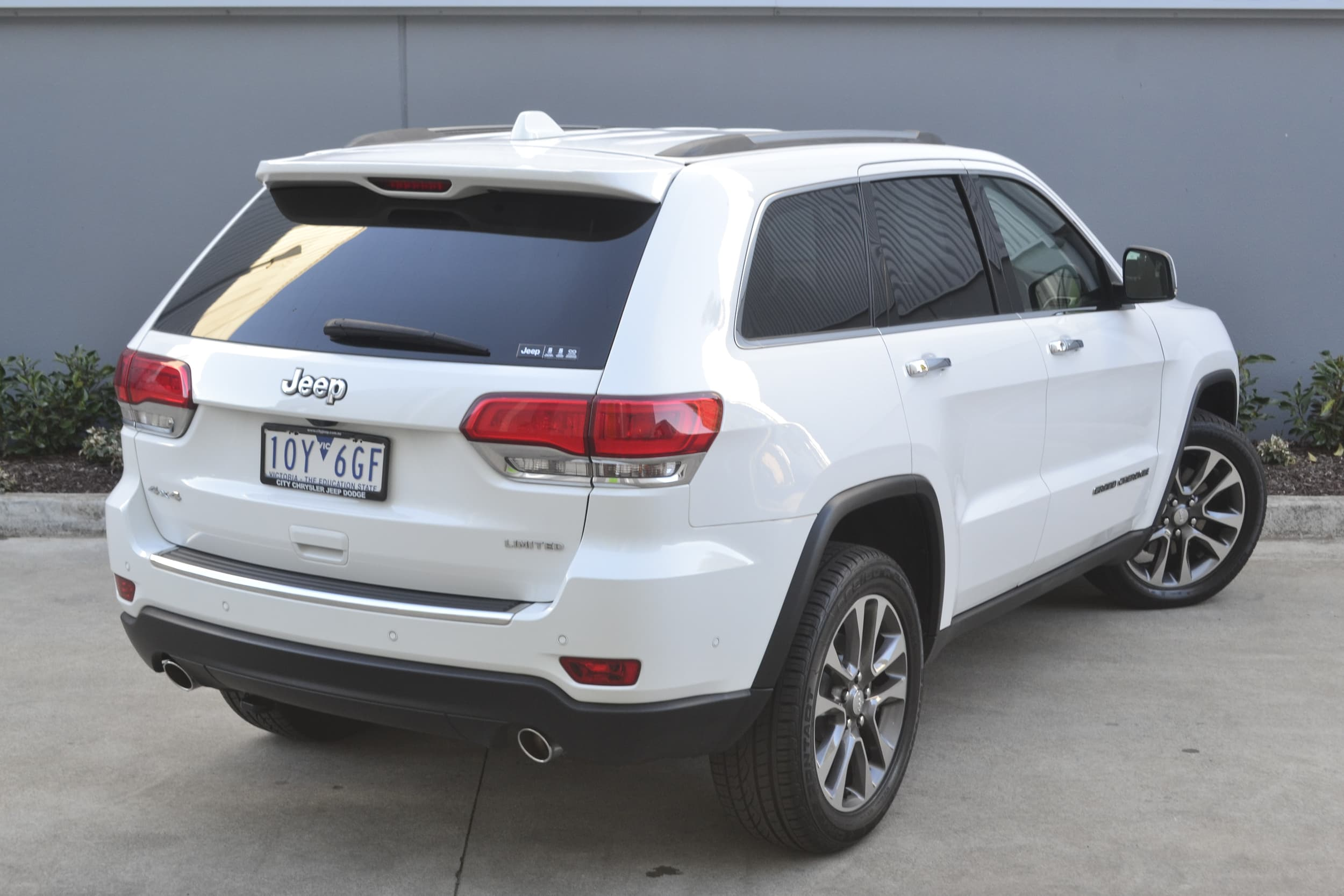 2019 Jeep Grand Cherokee Limited Auto 4x4 MY19 - image 21