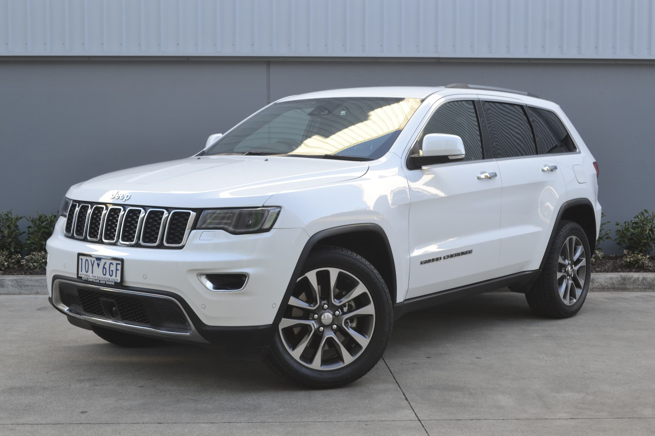 2019 Jeep Grand Cherokee Limited Auto 4x4 MY19 - image 9