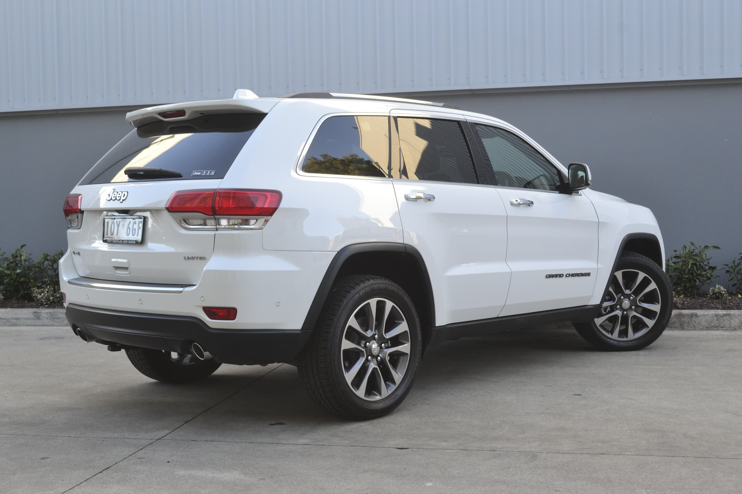 2019 Jeep Grand Cherokee Limited Auto 4x4 MY19 - image 11