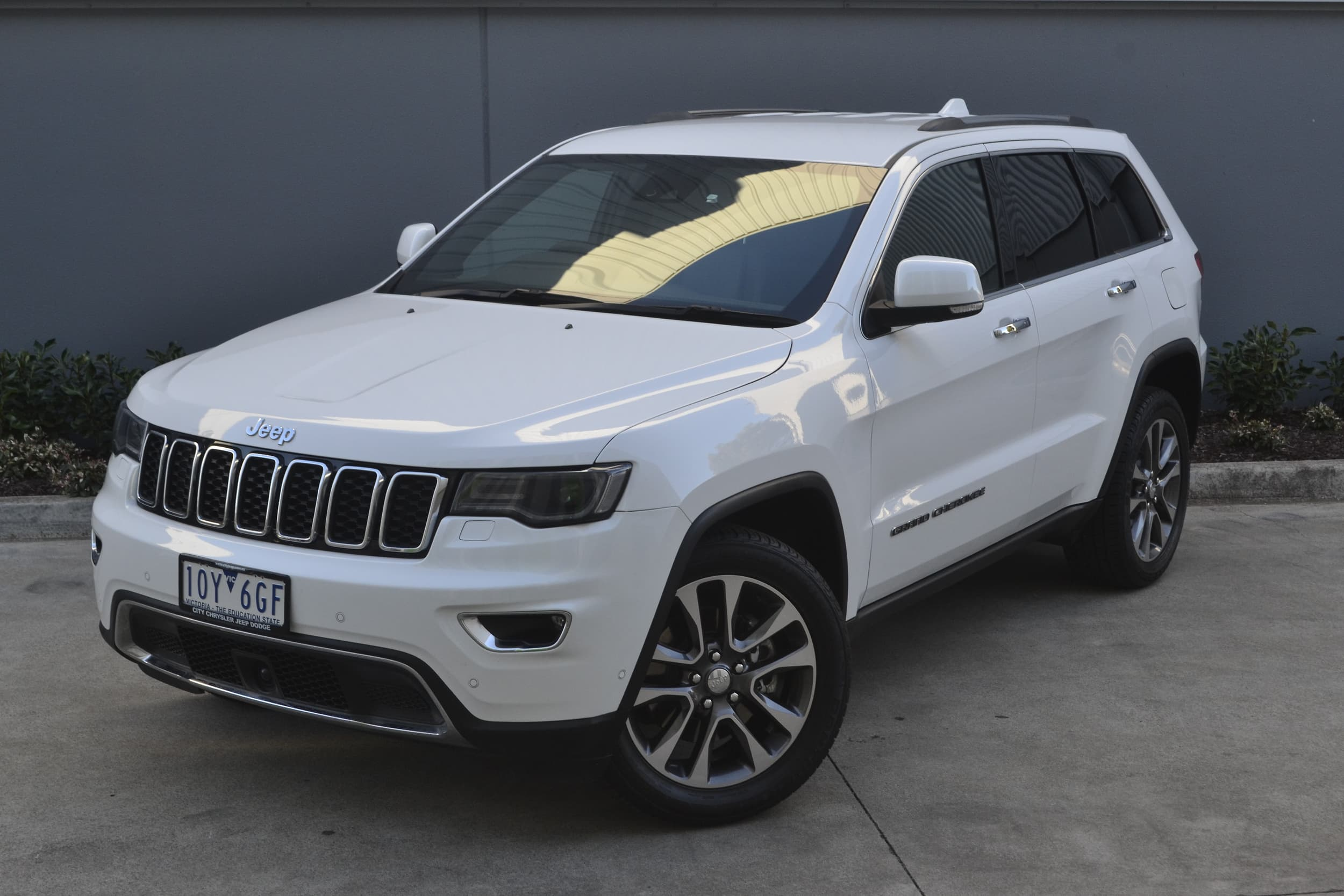 2019 Jeep Grand Cherokee Limited Auto 4x4 MY19 - image 23