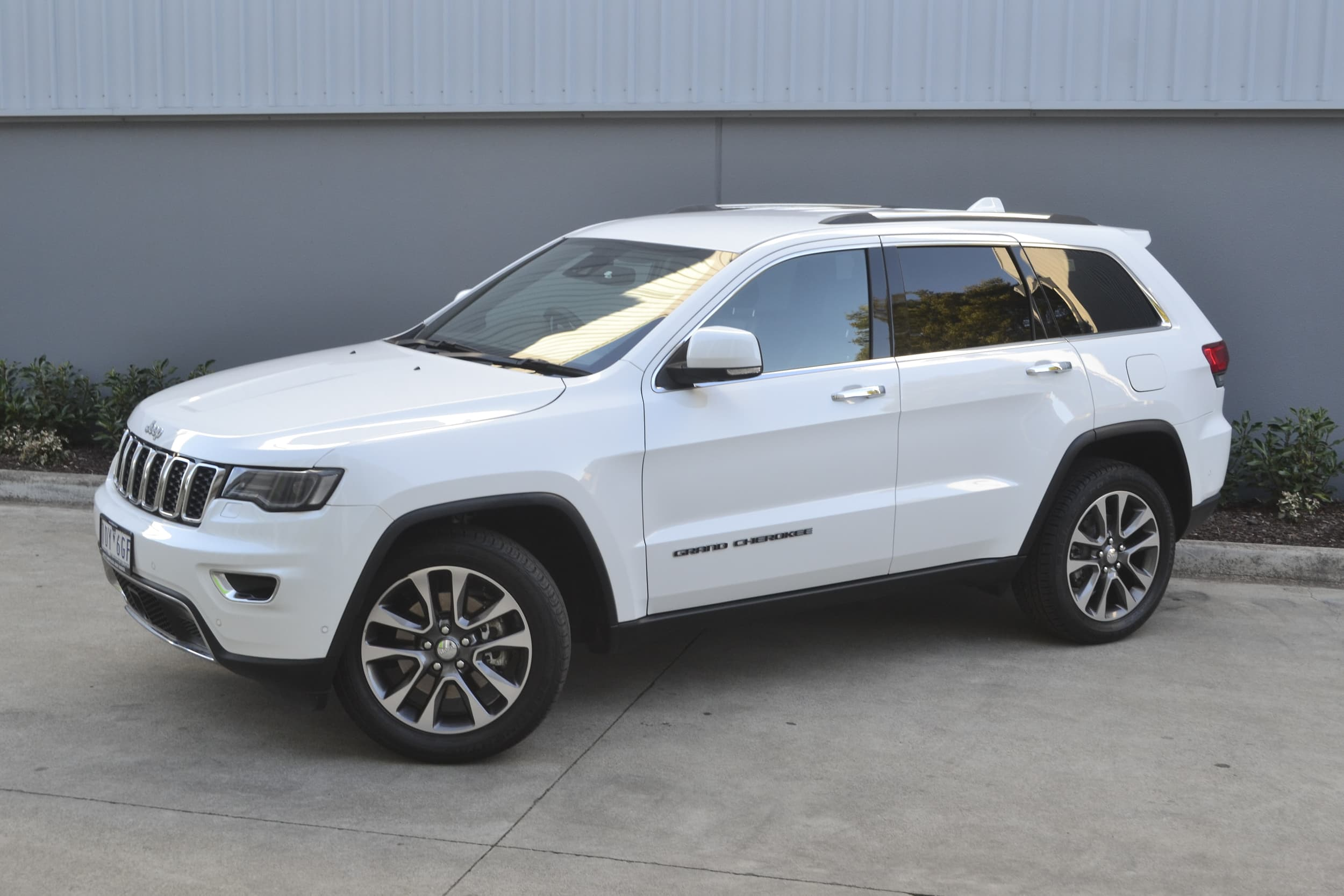 2019 Jeep Grand Cherokee Limited Auto 4x4 MY19 - image 17