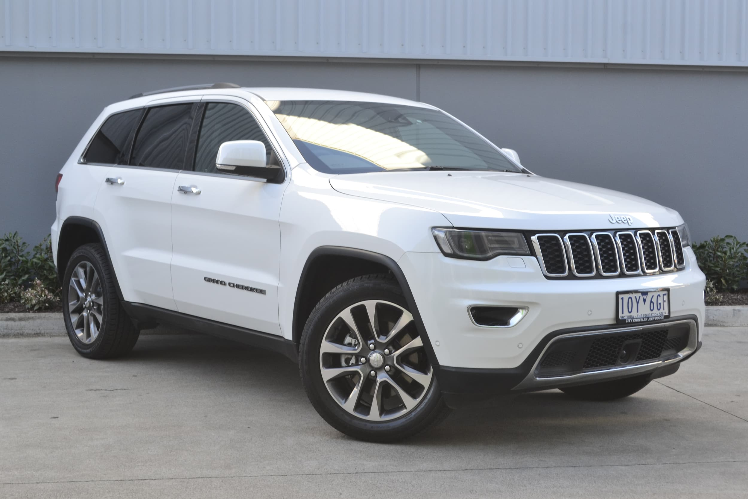 2019 Jeep Grand Cherokee Limited Auto 4x4 MY19 - image 1