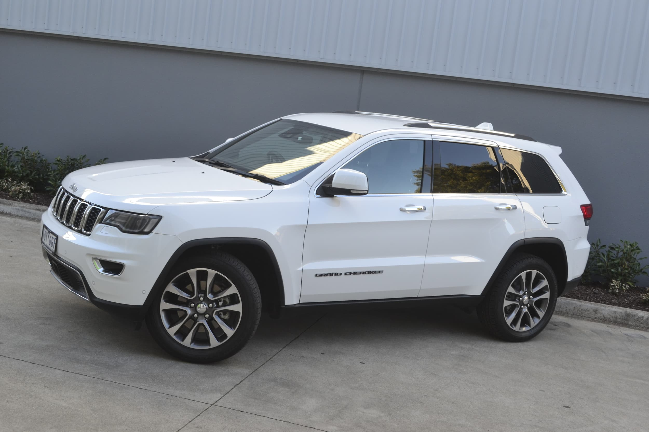 2019 Jeep Grand Cherokee Limited Auto 4x4 MY19 - image 29