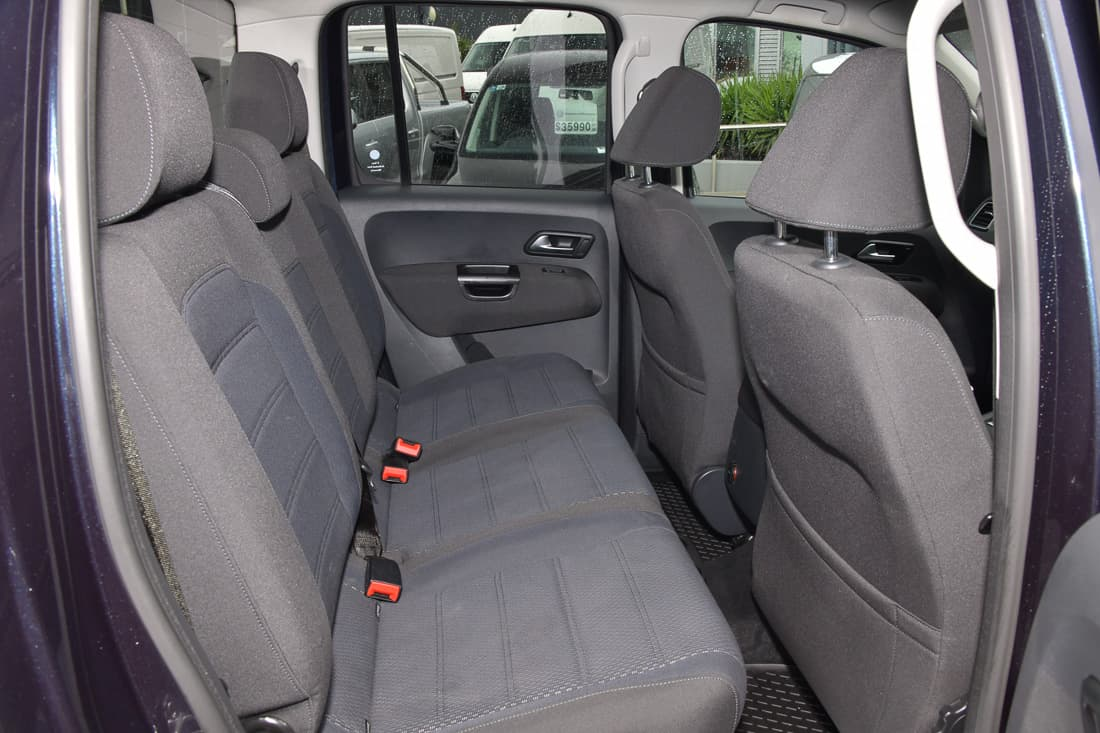 2018 Volkswagen Amarok TDI550 Highline 2H Auto 4MOTION Perm MY18 Dual Cab - image 5