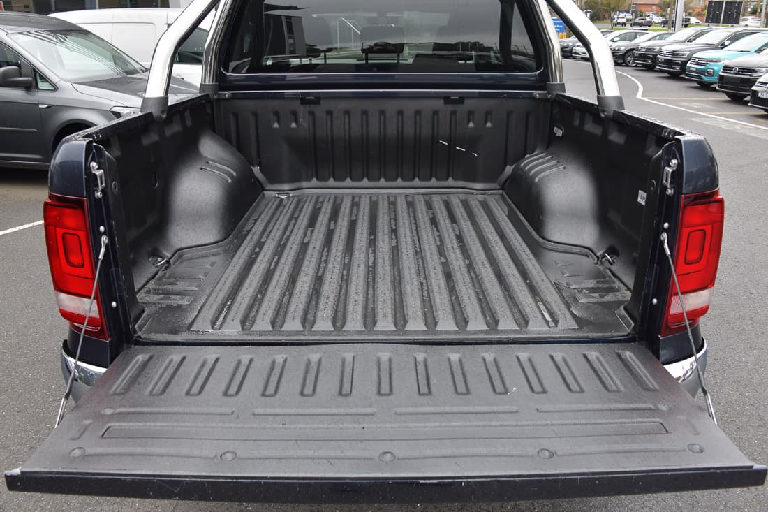 2018 Volkswagen Amarok TDI550 Highline 2H Auto 4MOTION Perm MY18 Dual Cab - image 20