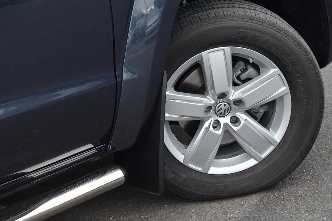 2018 Volkswagen Amarok TDI550 Highline 2H Auto 4MOTION Perm MY18 Dual Cab - image 23