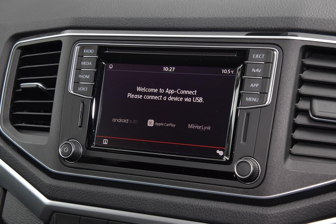 2018 Volkswagen Amarok TDI550 Highline 2H Auto 4MOTION Perm MY18 Dual Cab - image 15