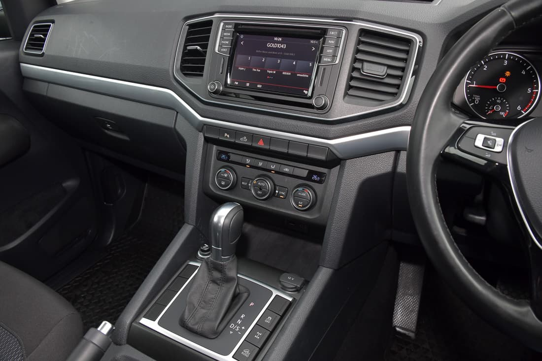 2018 Volkswagen Amarok TDI550 Highline 2H Auto 4MOTION Perm MY18 Dual Cab - image 7