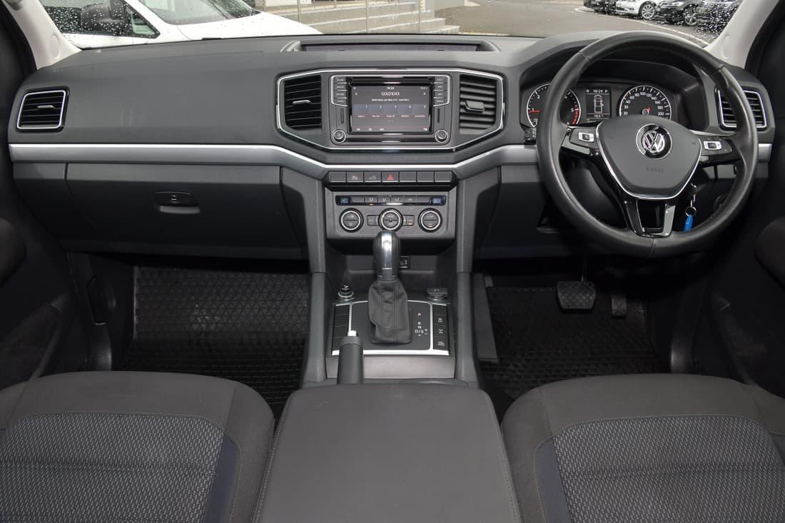 2018 Volkswagen Amarok TDI550 Highline 2H Auto 4MOTION Perm MY18 Dual Cab - image 4