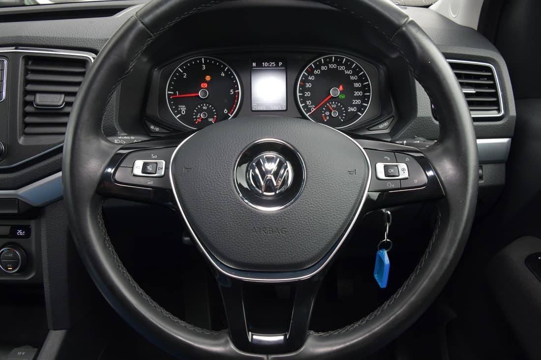 2018 Volkswagen Amarok TDI550 Highline 2H Auto 4MOTION Perm MY18 Dual Cab - image 8