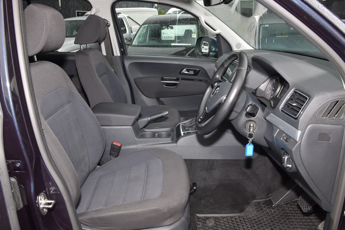 2018 Volkswagen Amarok TDI550 Highline 2H Auto 4MOTION Perm MY18 Dual Cab - image 6