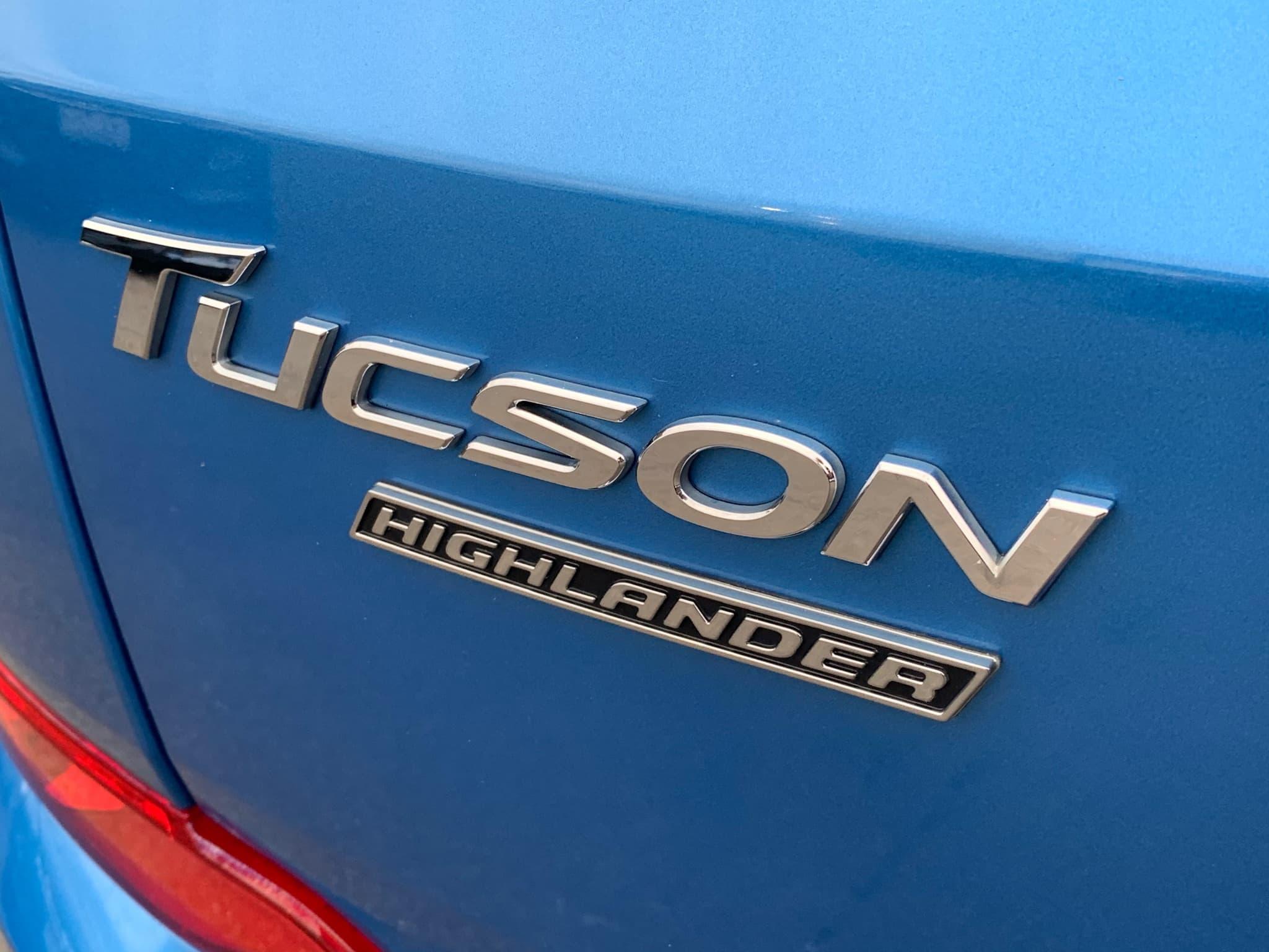 2018 Hyundai Tucson Highlander Auto AWD MY18 - image 11