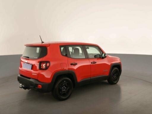2017 Jeep Renegade Hatchback  - image 10