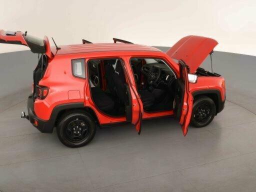 2017 Jeep Renegade Hatchback  - image 26