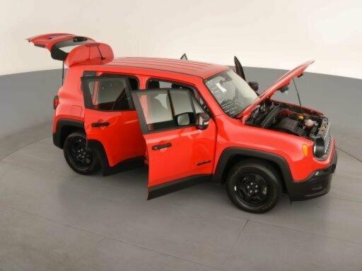2017 Jeep Renegade Hatchback  - image 24