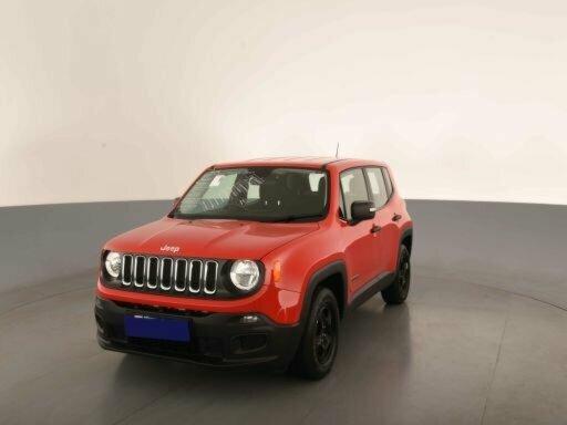 2017 Jeep Renegade Hatchback  - image 20