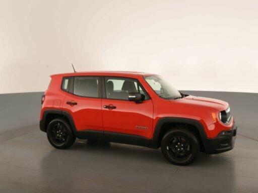 2017 Jeep Renegade Hatchback  - image 6