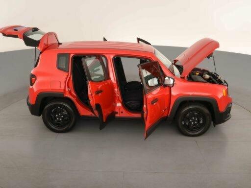 2017 Jeep Renegade Hatchback  - image 25