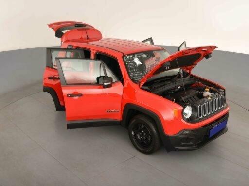 2017 Jeep Renegade Hatchback  - image 23
