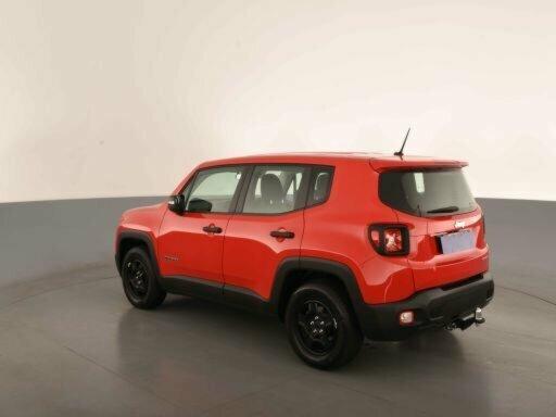 2017 Jeep Renegade Hatchback  - image 13