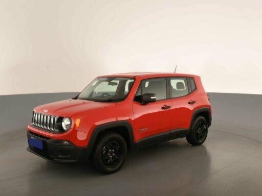 2017 Jeep Renegade Hatchback  - image 19