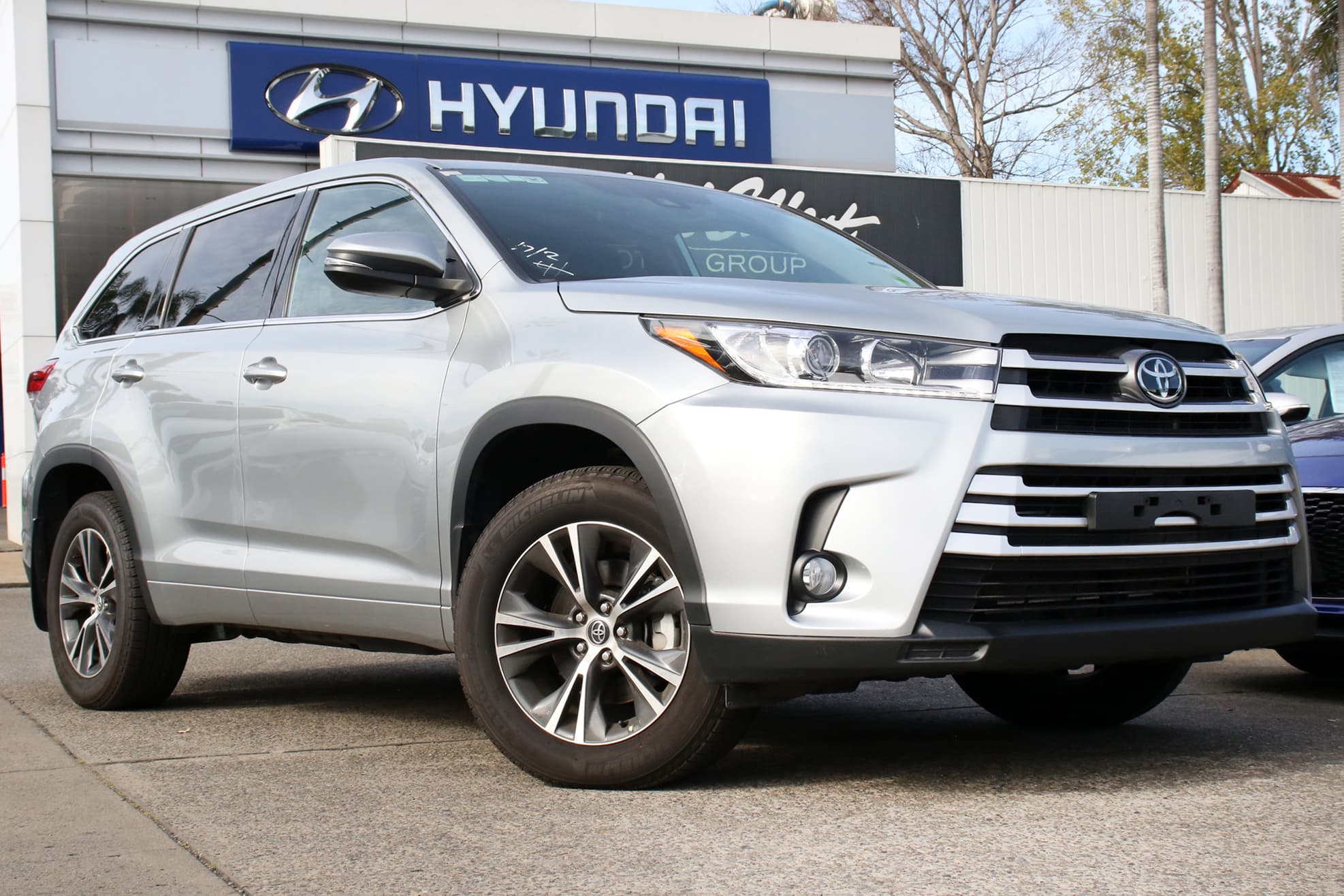 2018 Toyota Kluger GX Auto AWD - image 1