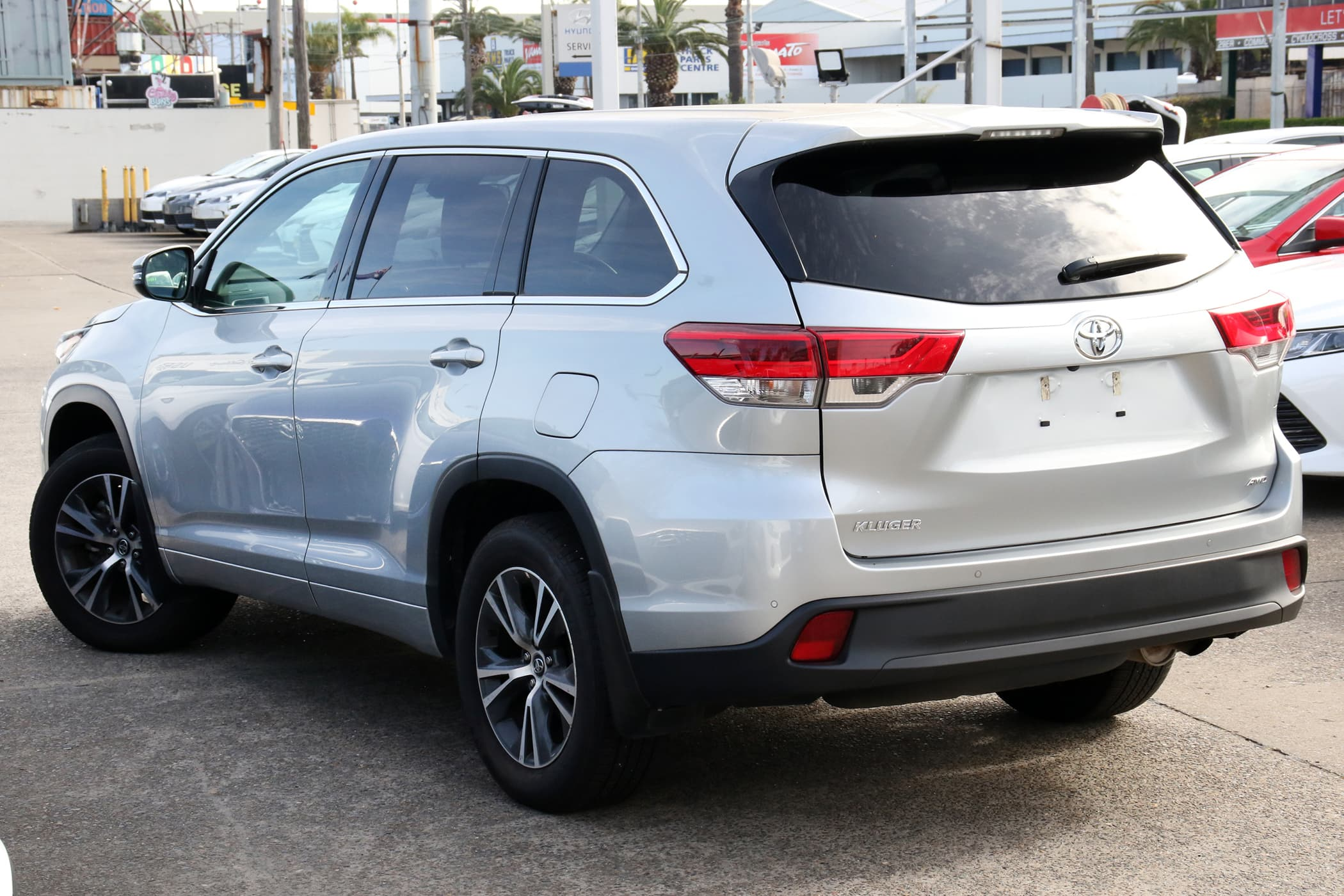 2018 Toyota Kluger GX Auto AWD - image 2
