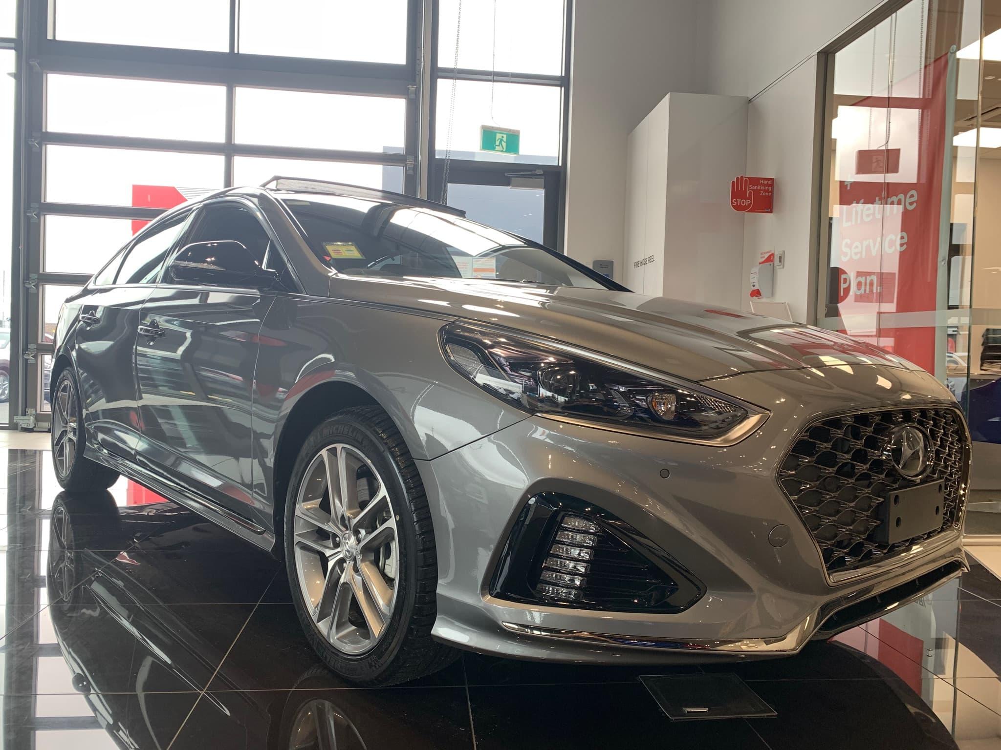 2017 Hyundai Sonata Premium Auto MY18 - image 1