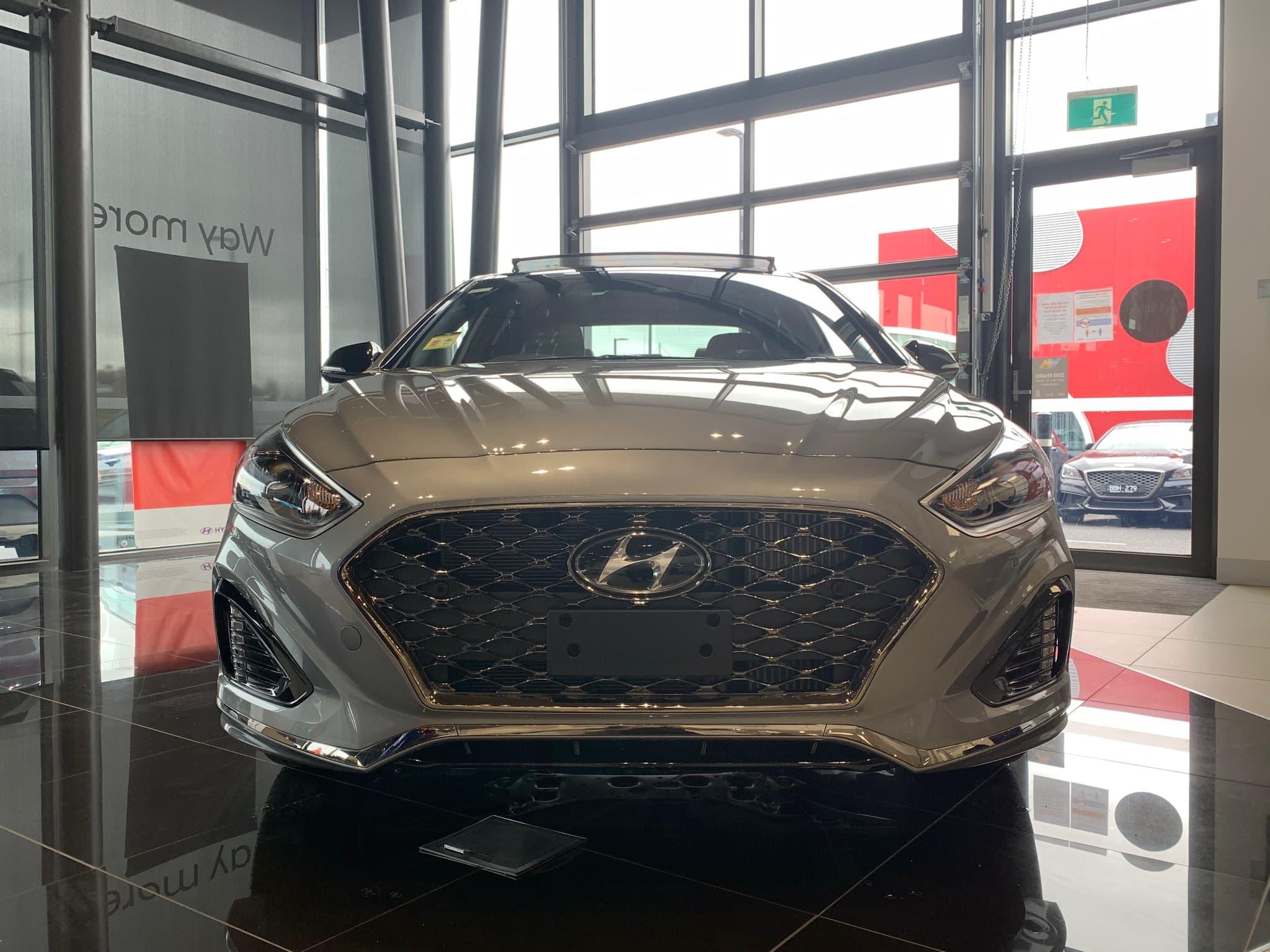 2017 Hyundai Sonata Premium Auto MY18 - image 2