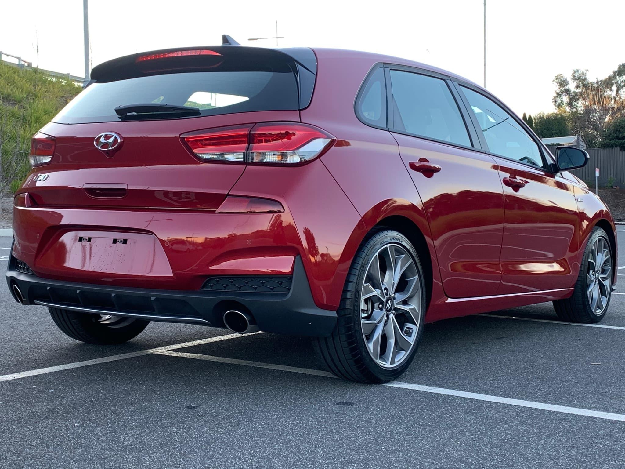 2019 Hyundai i30 N Line Premium Auto MY20 - image 7