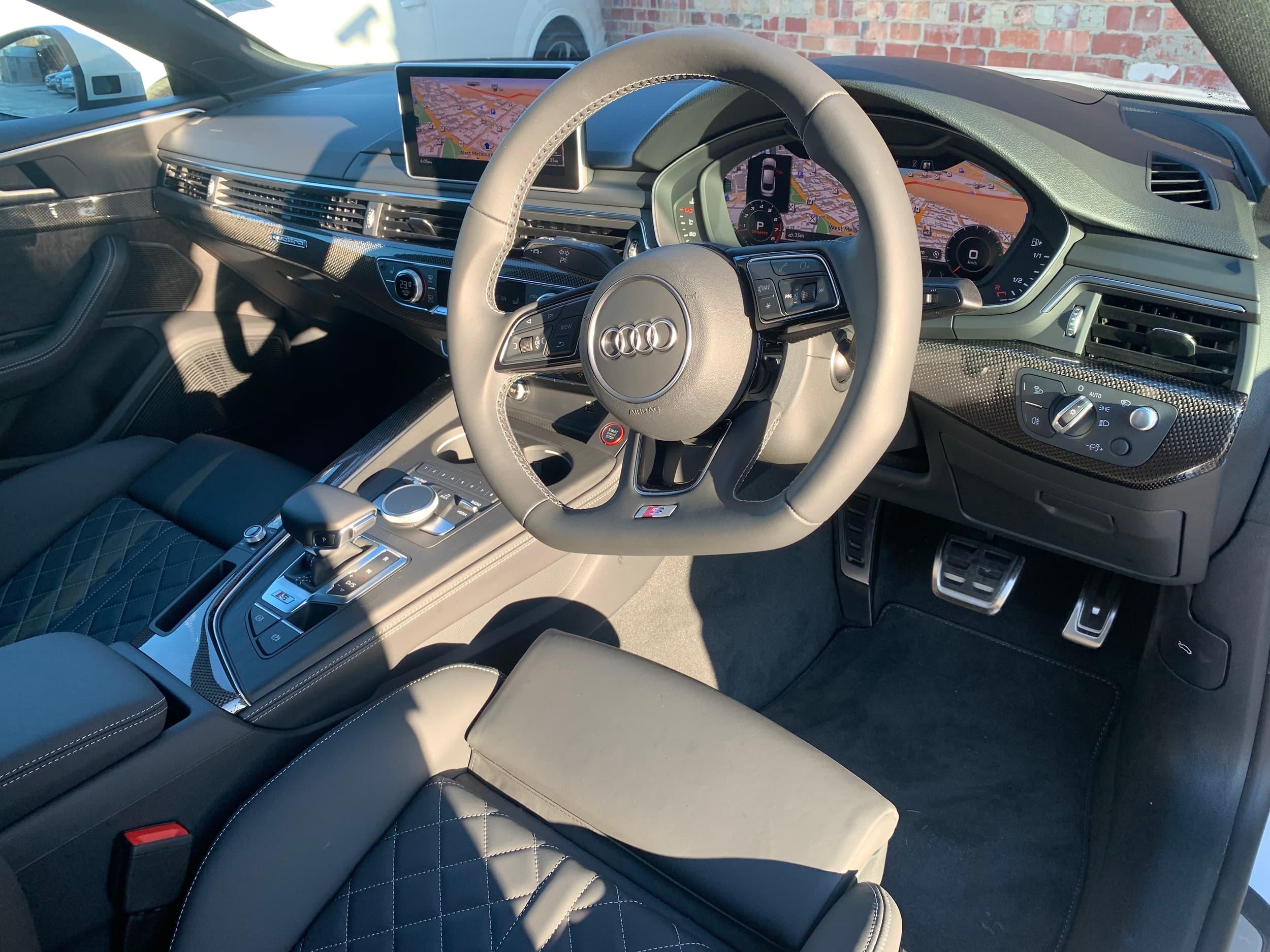 2019 Audi S5 Auto quattro MY19 - image 10