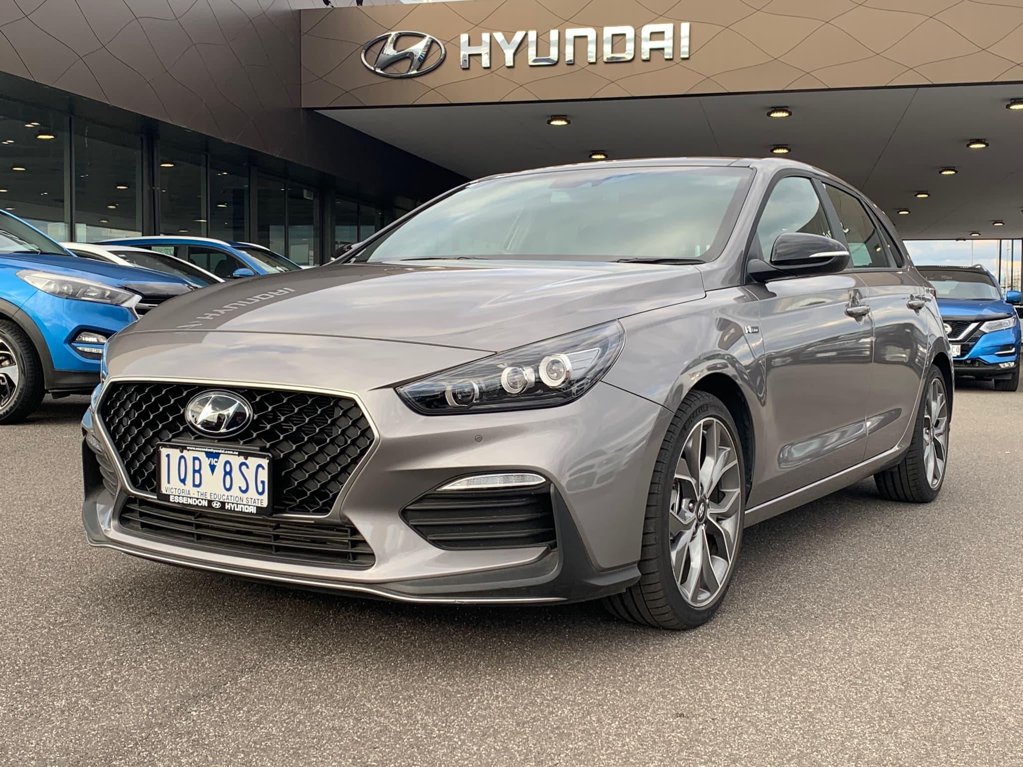 2019 Hyundai i30 N Line Premium Auto MY19 - image 4