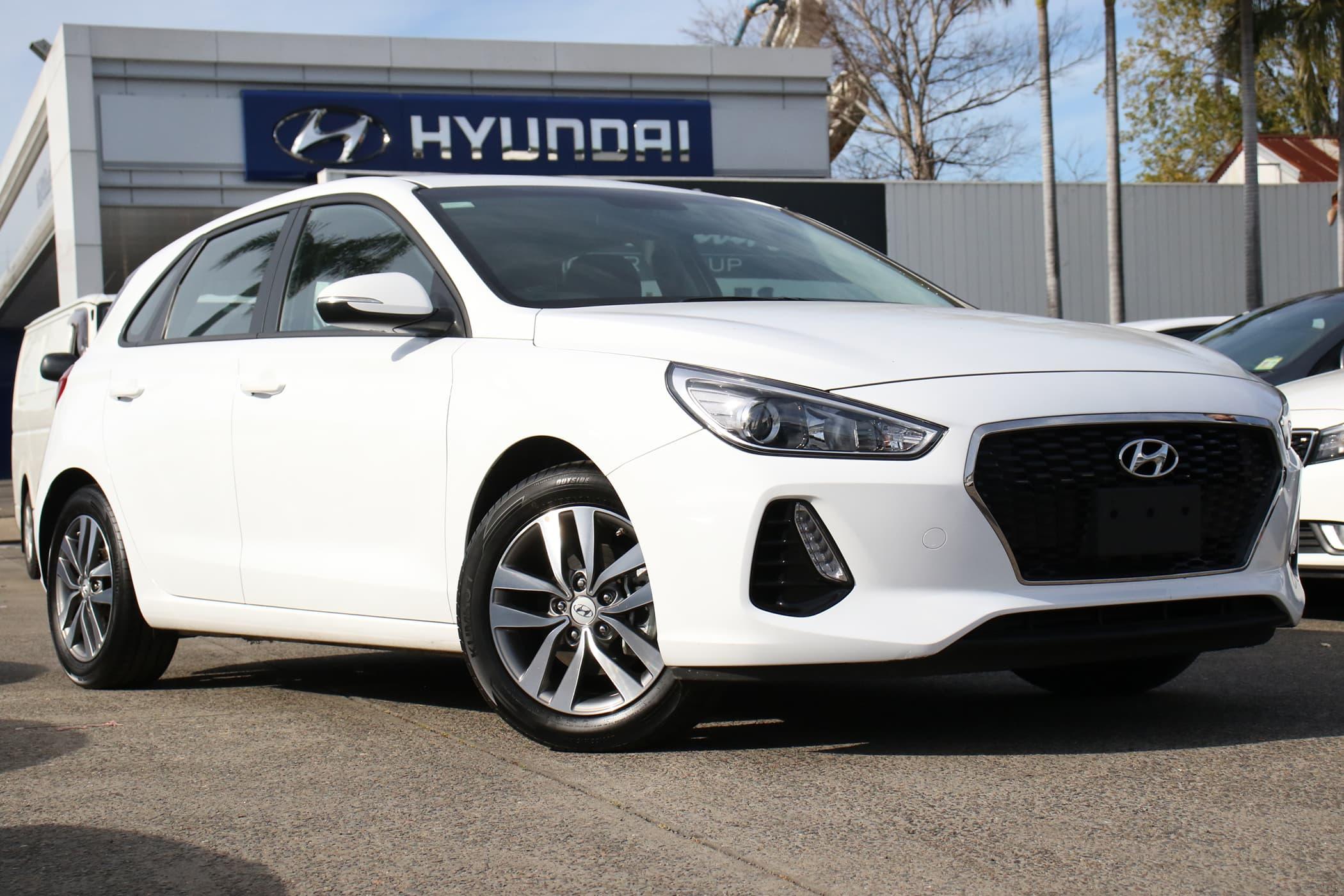 2018 Hyundai i30 Active Auto MY18 - image 1