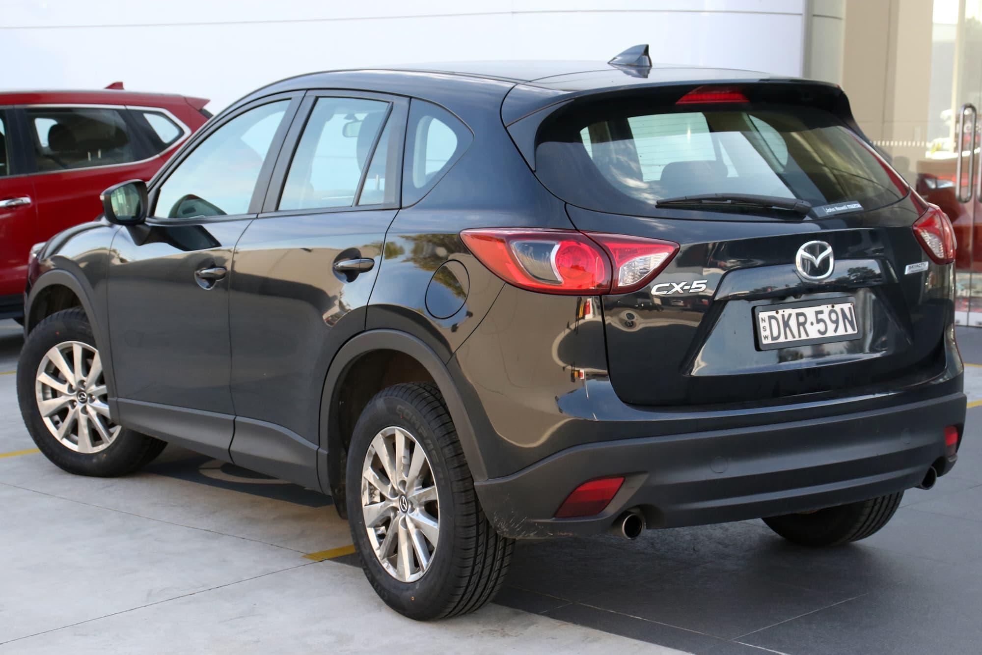 2016 Mazda CX-5 Maxx Sport KE Series 2 Auto - image 2