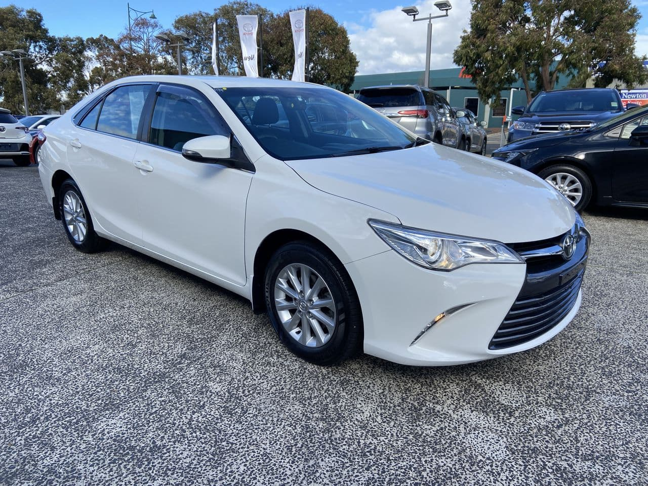 2017 Toyota Camry Altise Auto - image 1