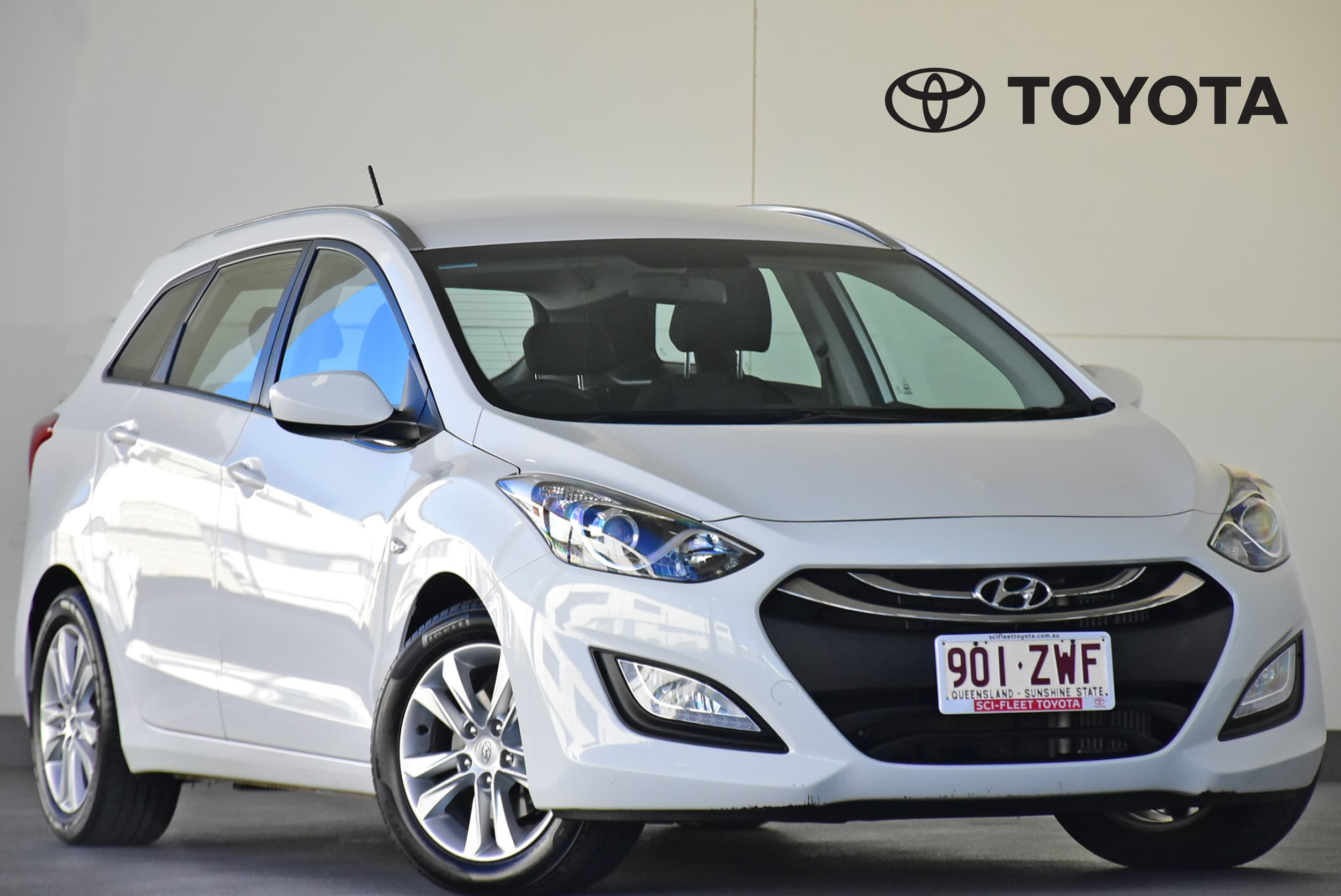 2014 Hyundai i30 Active Auto - image 1