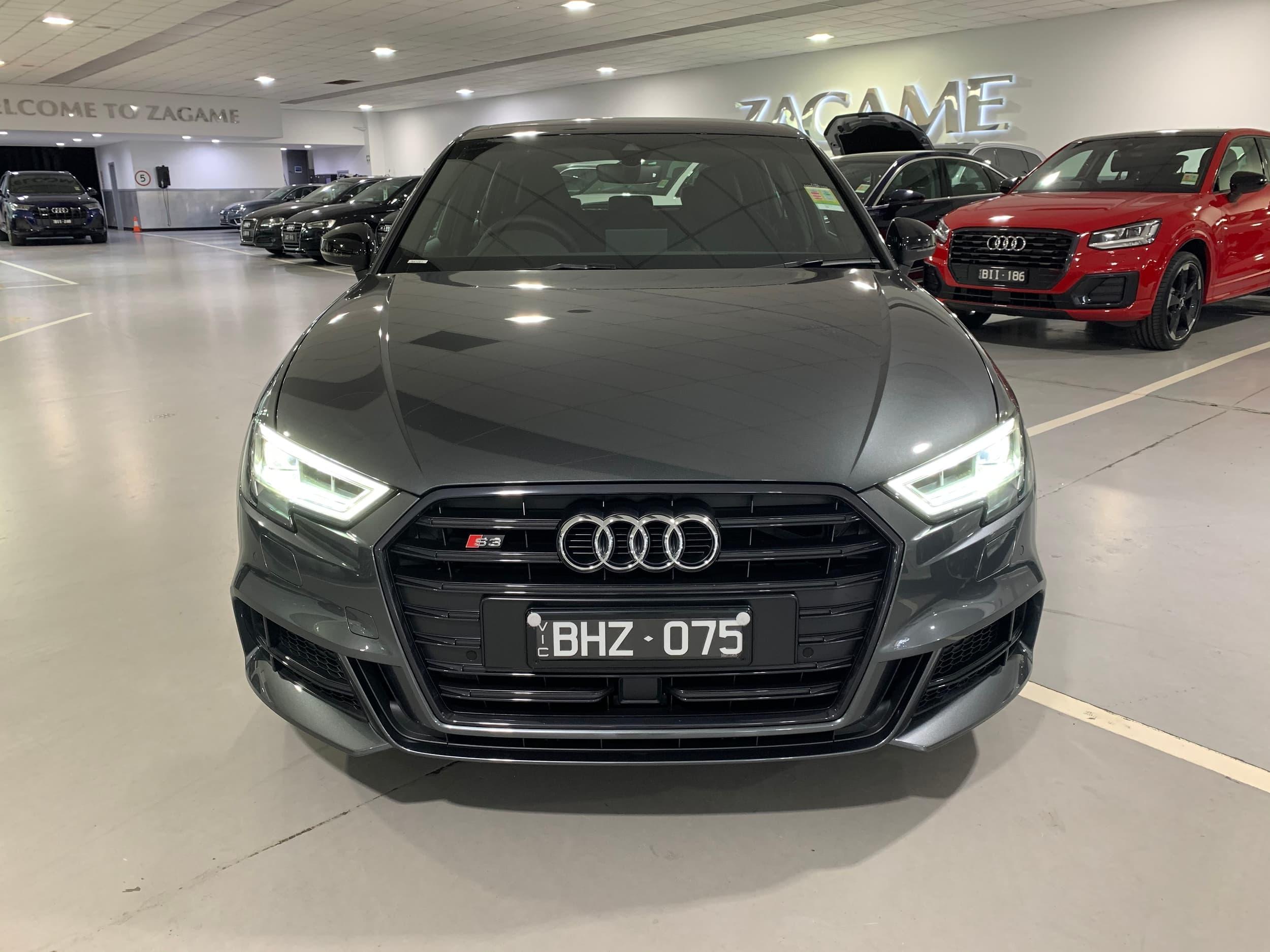 2019 Audi S3 Auto quattro MY20 - image 7