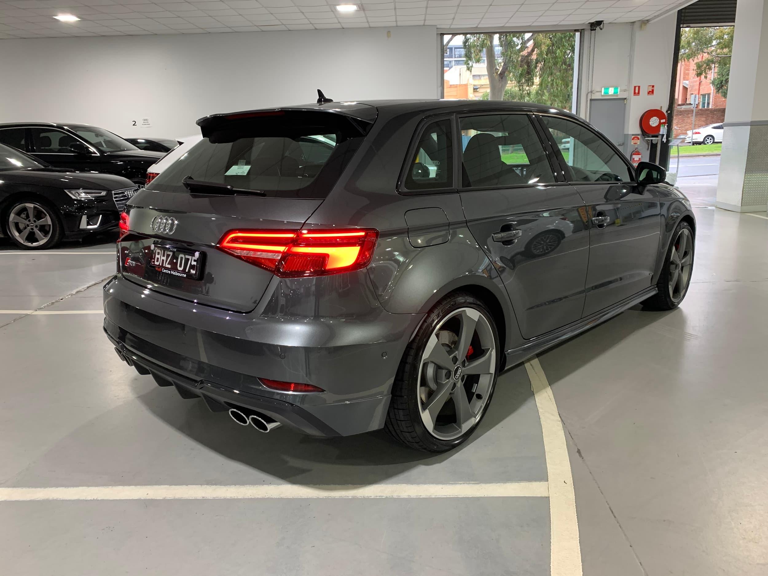 2019 Audi S3 Auto quattro MY20 - image 4