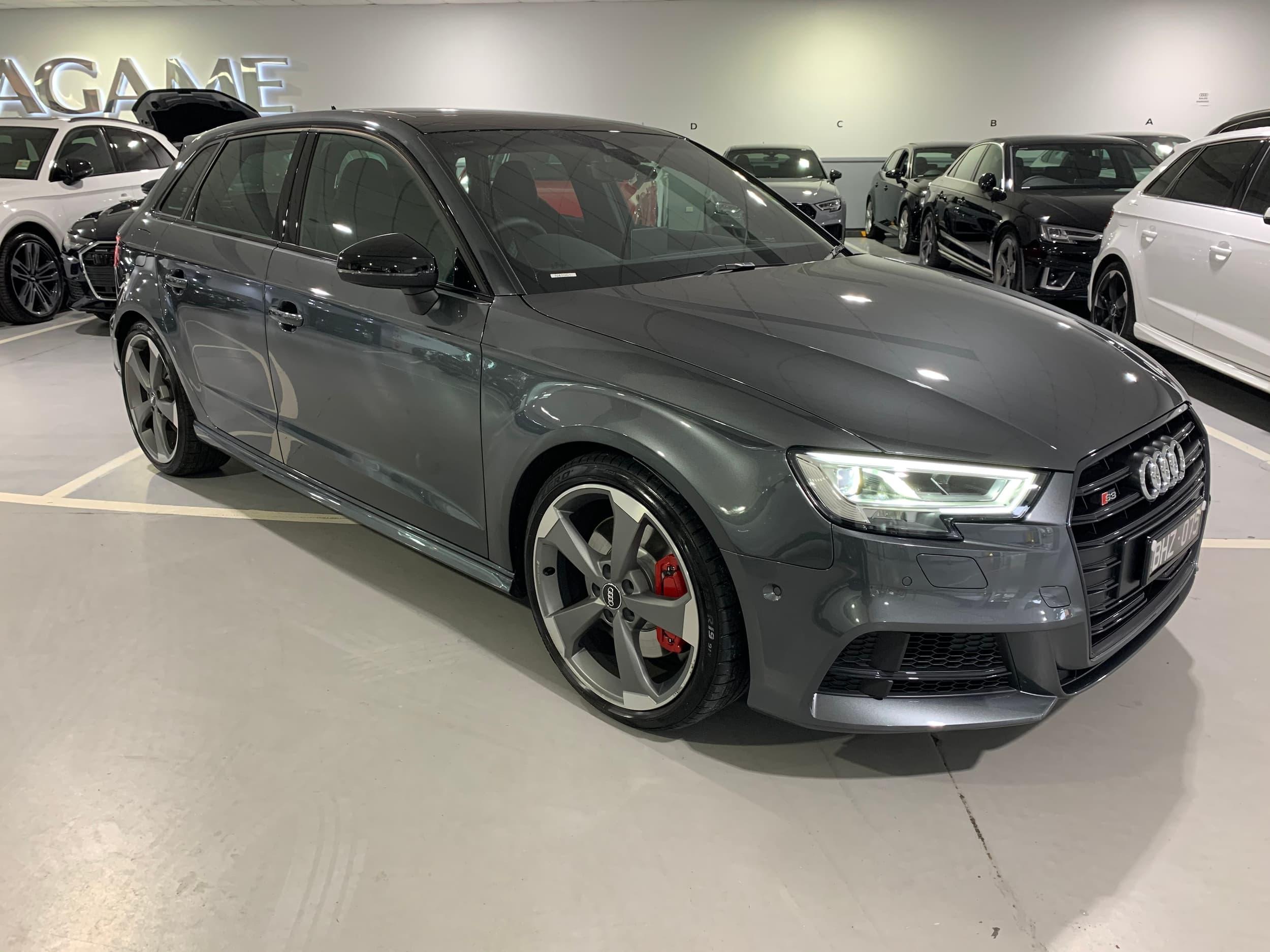 2019 Audi S3 Auto quattro MY20 - image 1