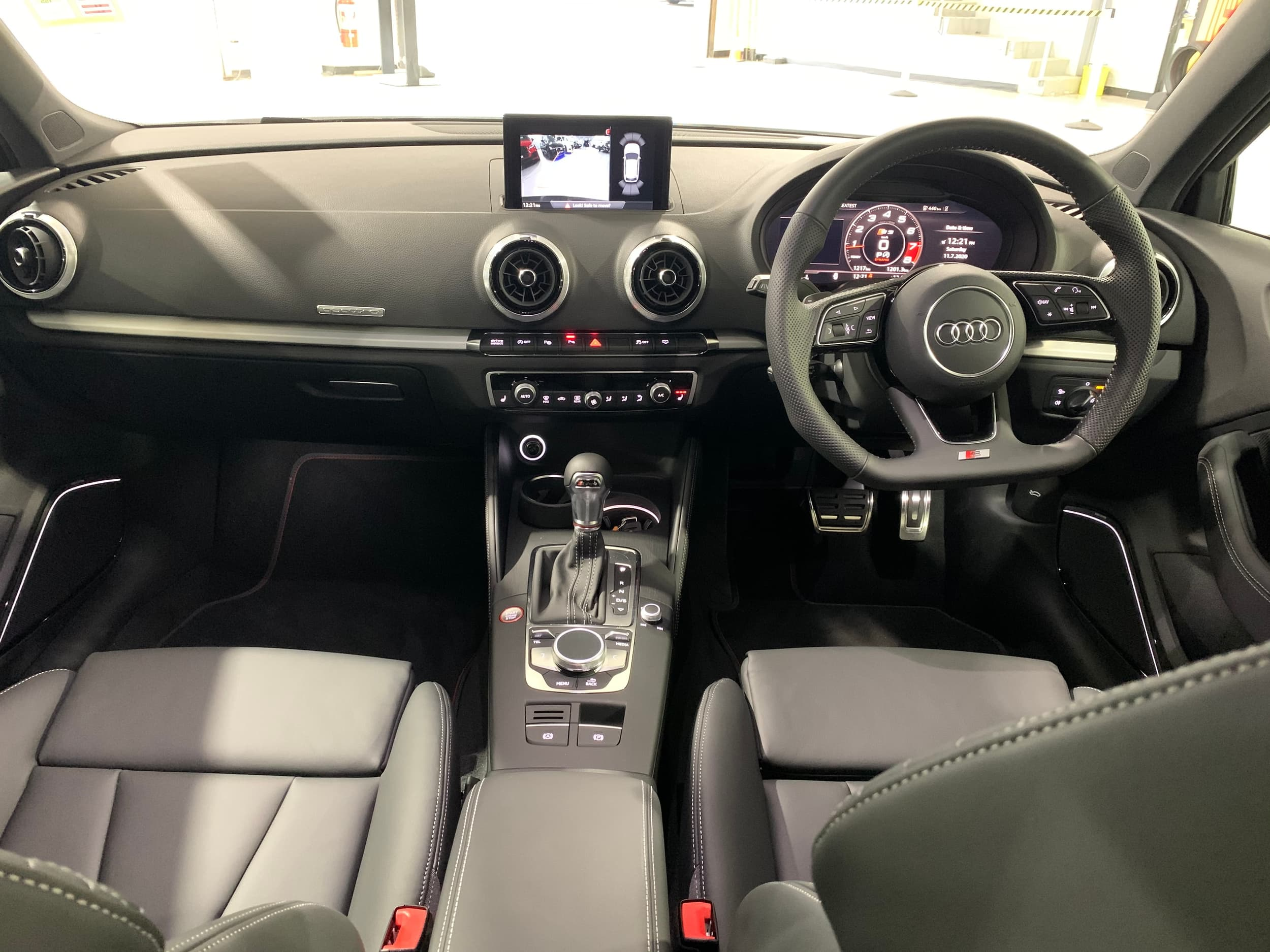 2019 Audi S3 Auto quattro MY20 - image 8