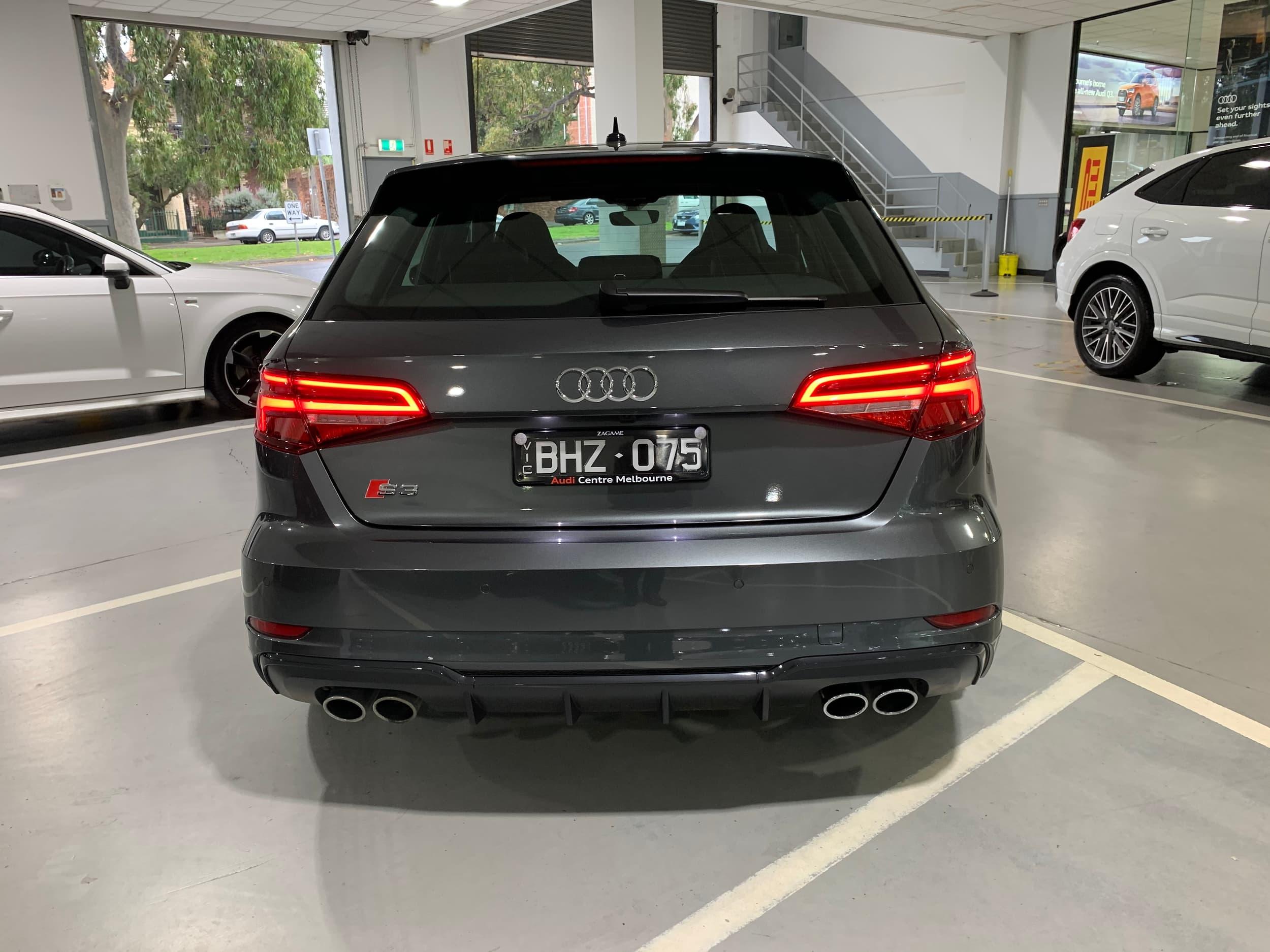 2019 Audi S3 Auto quattro MY20 - image 5