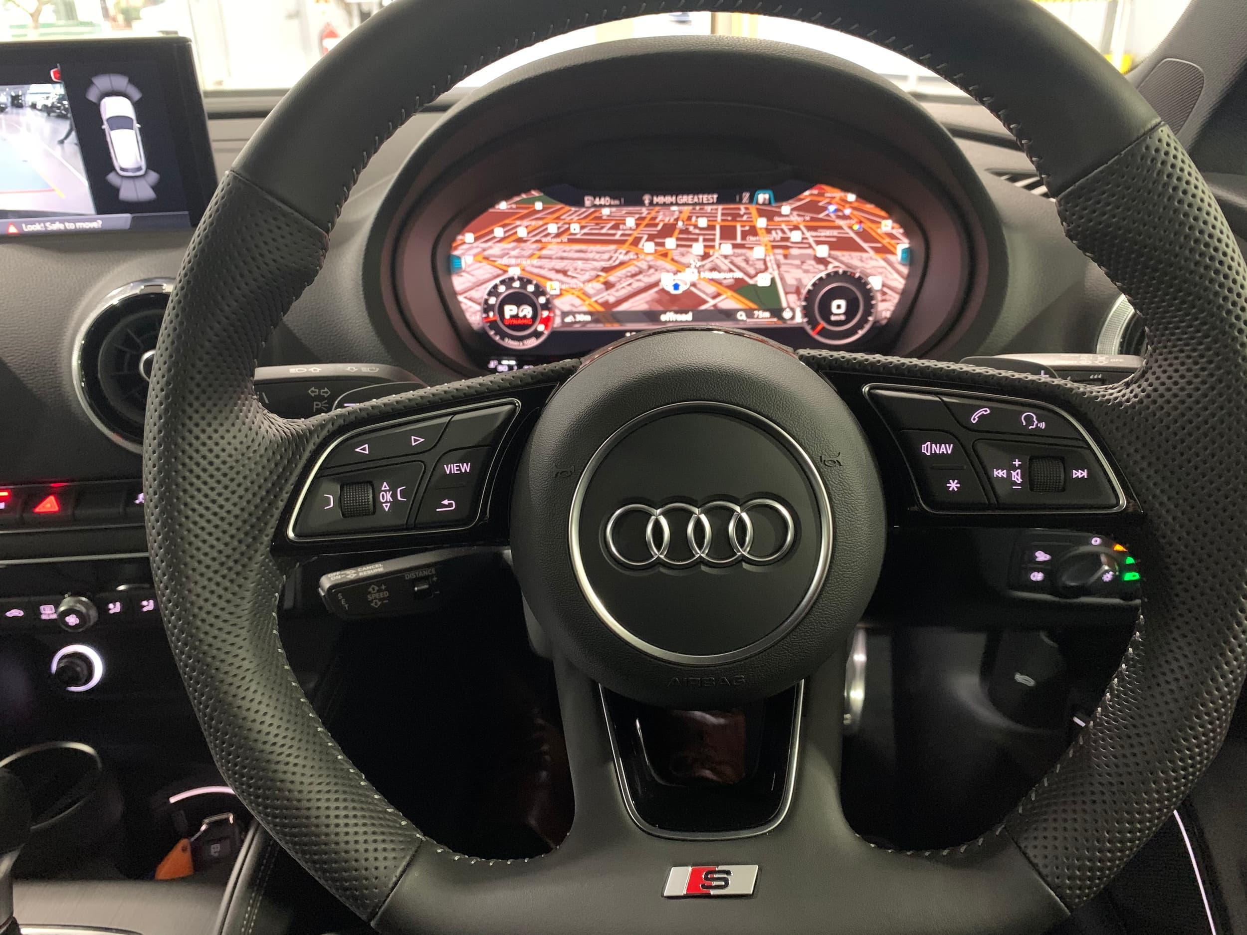 2019 Audi S3 Auto quattro MY20 - image 11